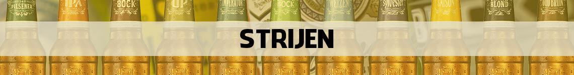 bier bestellen en bezorgen Strijen