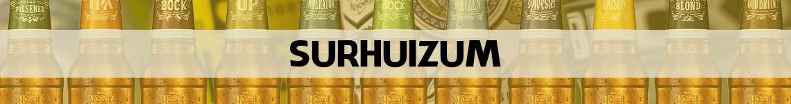 bier bestellen en bezorgen Surhuizum