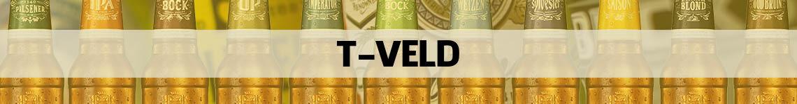 bier bestellen en bezorgen 't Veld