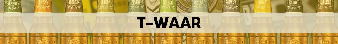 bier bestellen en bezorgen 't Waar