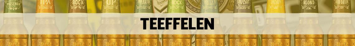 bier bestellen en bezorgen Teeffelen