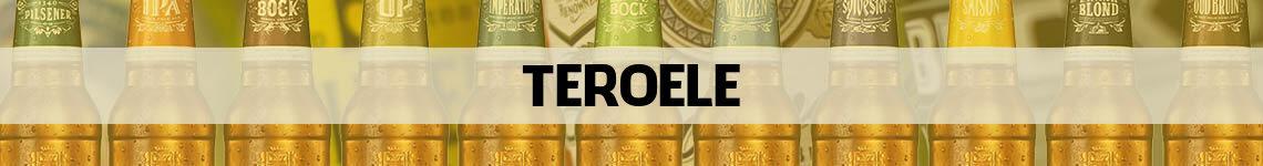 bier bestellen en bezorgen Teroele