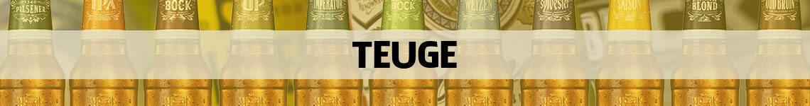 bier bestellen en bezorgen Teuge