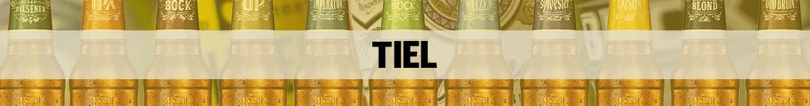 bier bestellen en bezorgen Tiel
