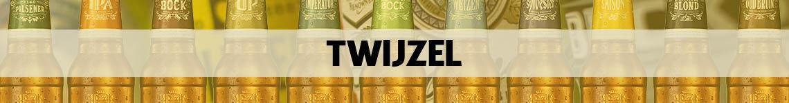 bier bestellen en bezorgen Twijzel