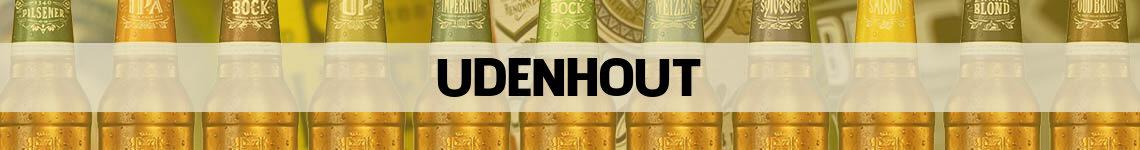 bier bestellen en bezorgen Udenhout