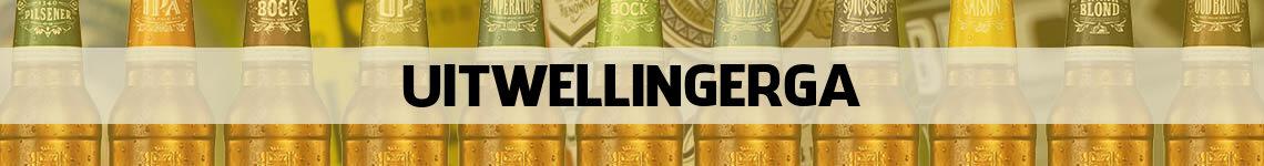 bier bestellen en bezorgen Uitwellingerga