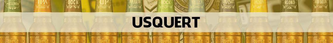 bier bestellen en bezorgen Usquert