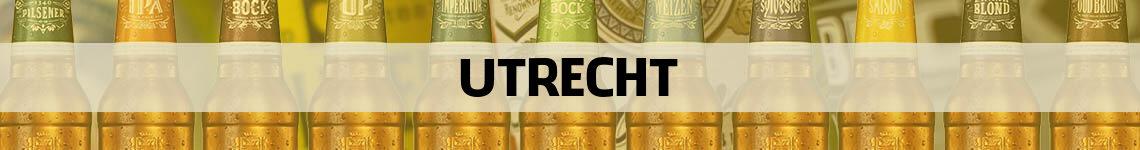 bier bestellen en bezorgen Utrecht