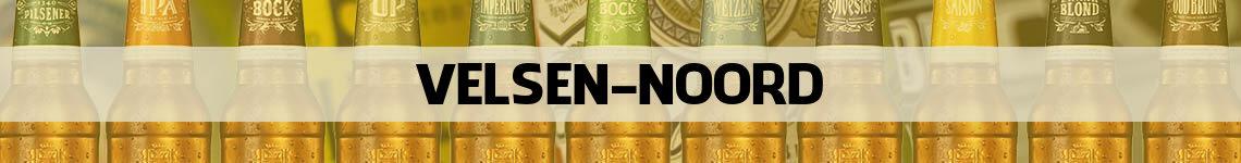 bier bestellen en bezorgen Velsen-Noord