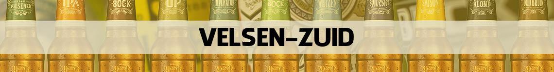 bier bestellen en bezorgen Velsen-Zuid