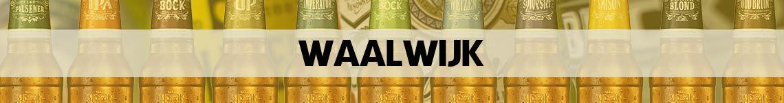 bier bestellen en bezorgen Waalwijk