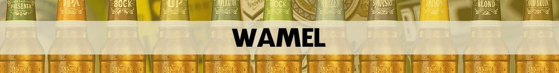 bier bestellen en bezorgen Wamel