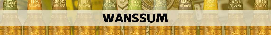 bier bestellen en bezorgen Wanssum