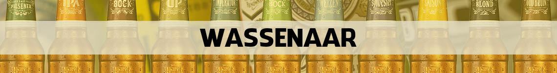 bier bestellen en bezorgen Wassenaar