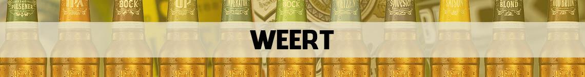 bier bestellen en bezorgen Weert