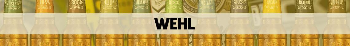 bier bestellen en bezorgen Wehl