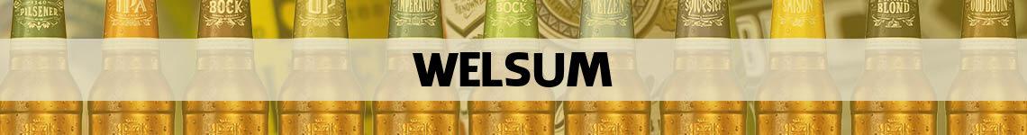 bier bestellen en bezorgen Welsum