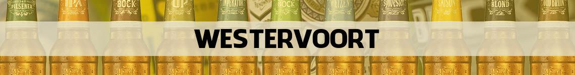 bier bestellen en bezorgen Westervoort
