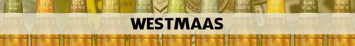 bier bestellen en bezorgen Westmaas