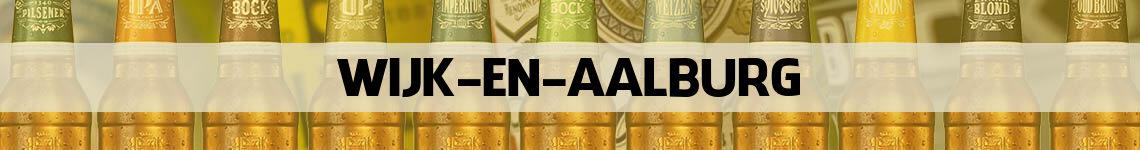 bier bestellen en bezorgen Wijk en Aalburg
