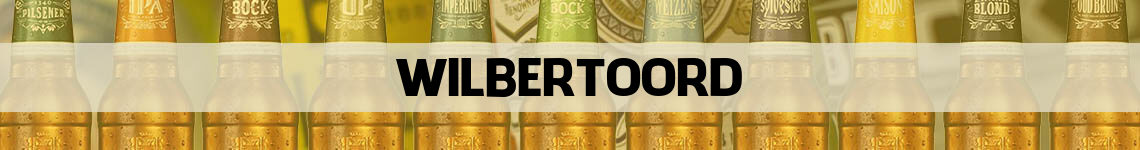 bier bestellen en bezorgen Wilbertoord