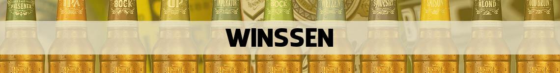 bier bestellen en bezorgen Winssen
