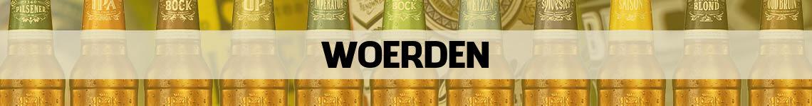 bier bestellen en bezorgen Woerden