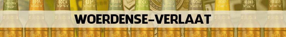 bier bestellen en bezorgen Woerdense Verlaat