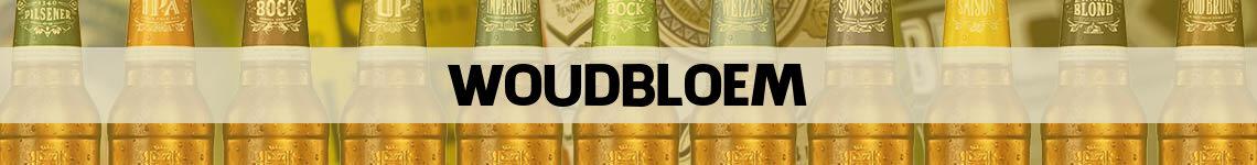 bier bestellen en bezorgen Woudbloem