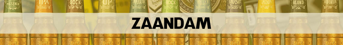 bier bestellen en bezorgen Zaandam