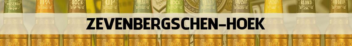 bier bestellen en bezorgen Zevenbergschen Hoek