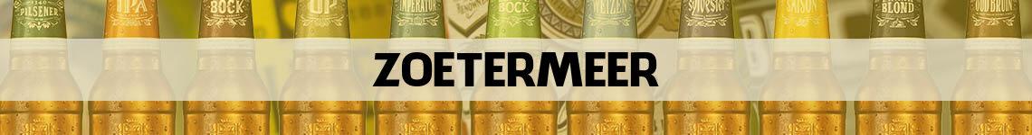 bier bestellen en bezorgen Zoetermeer