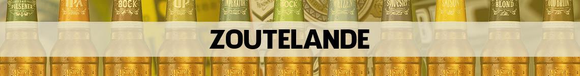 bier bestellen en bezorgen Zoutelande