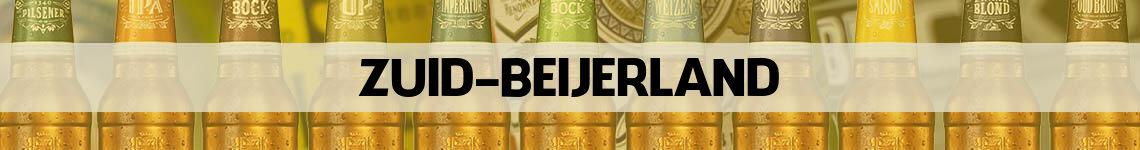 bier bestellen en bezorgen Zuid-Beijerland