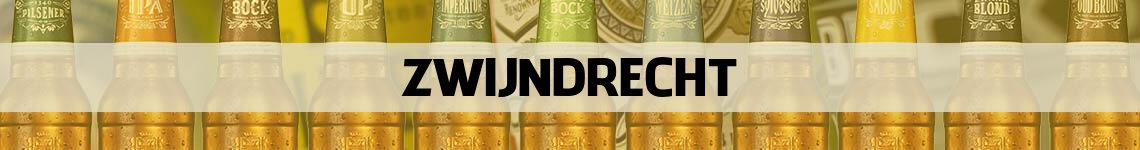 bier bestellen en bezorgen Zwijndrecht